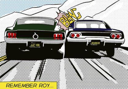 IG5789 - Strapélias, Pierre - Remember Roy