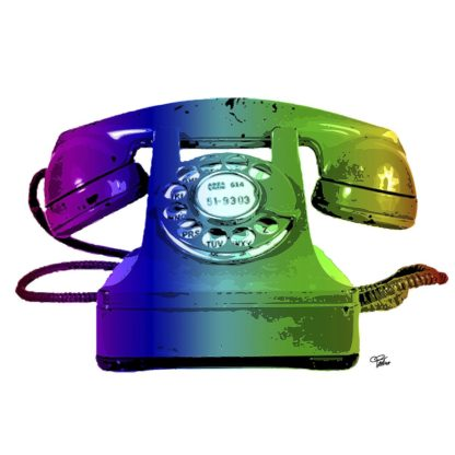 IG5846 - Paslier, Morgan - Rainbow Phone