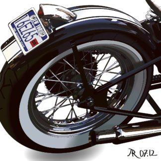 IG6039 - Strapélias, Pierre - Bobber Detail