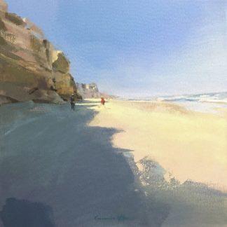 M1695D - Merino, Carmen - Obidos Beach