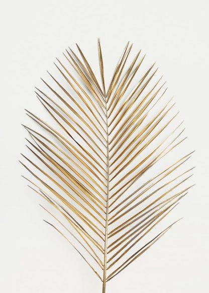 MF969-1444 - Design Fabrikken - Palm Leaf Gold