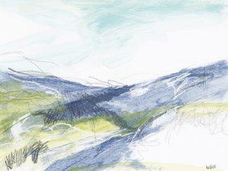 W1068D - Weiss, Jan - Blue Hills