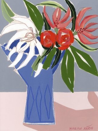 A631D - Anon, Marisa - Spring Florals 10
