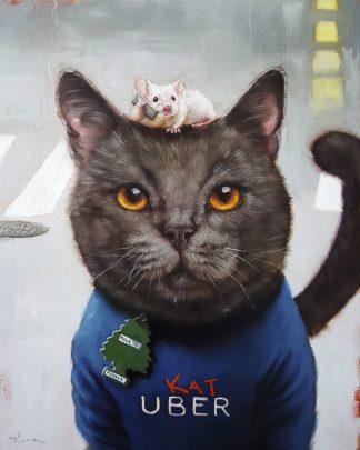 H1613D - Heffernan, Lucia - Cat Uber