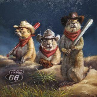 H1631D - Heffernan, Lucia - Amarillo Sod Poodles