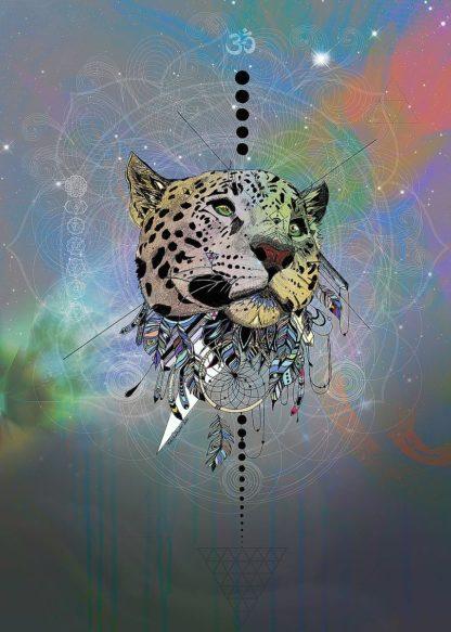 R1269D - Roberts, Karin - Cosmic Leopard