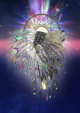 R1270D - Roberts, Karin - Cosmic Lion Butterfly