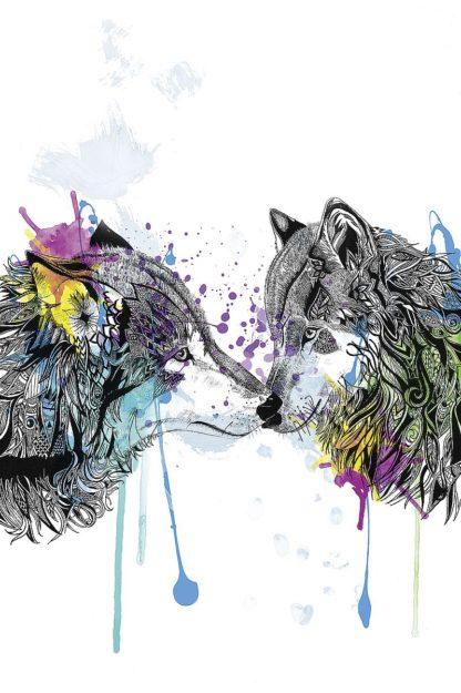 R1283D - Roberts, Karin - Wolves