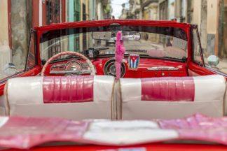 S1843D - Silver, Richard - 50Õs Car, Havana