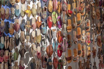 S1846D - Silver, Richard - Moroccan Sandals