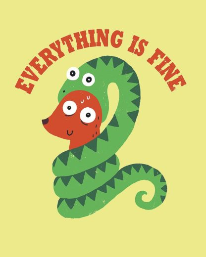 B3843D - Buxton, Michael - Everything Is Fine