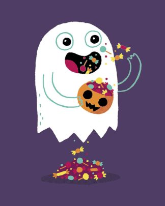 B3846D - Buxton, Michael - Ghost Candy