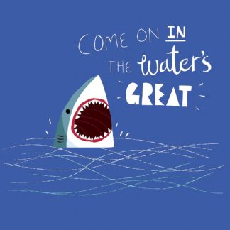 B3847D - Buxton, Michael - Great Advice Shark
