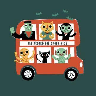 B3854D - Buxton, Michael - Spooky Bus