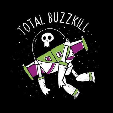 B3857D - Buxton, Michael - Total Buzzkill