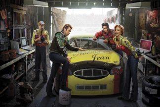 C560D - Consani, Chris - Eternal Speedway