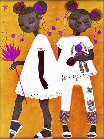 R1322D - Robinson, Erin K. - The Petite Twins