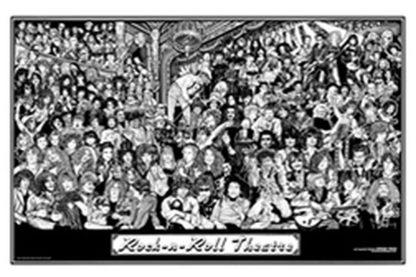 T682 - Teman, Howard - Rock n Roll Theatre