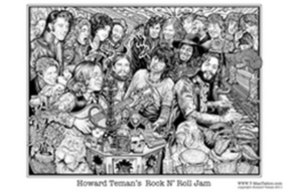 T686 - Teman, Howard - Rock & Roll Jam