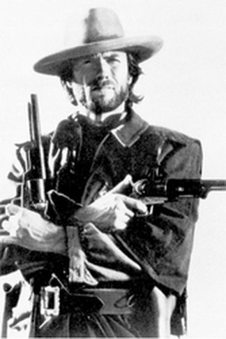 U693 - Unknown - Clint Eastwood/Guns