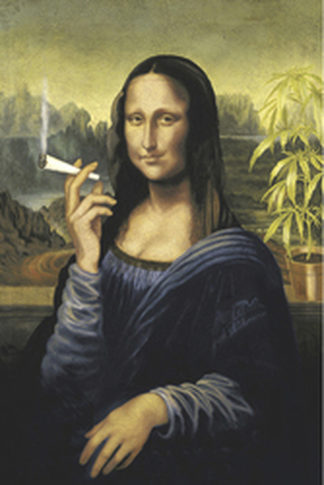 U694 - Unknown - Mona Lisa Joint
