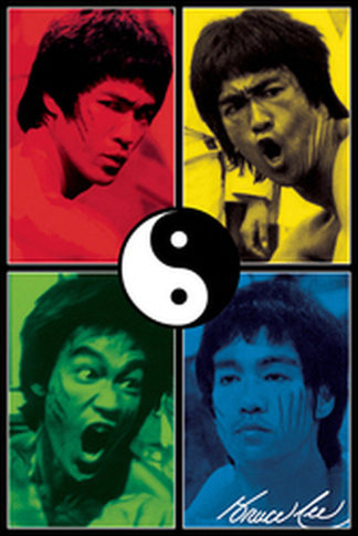 U698 - Unknown - Bruce Lee - Colors