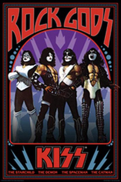 U707 - Unknown - Kiss Rock Gods