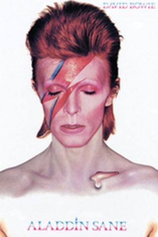 U710 - Unknown - David Bowie - Aladdin Sane