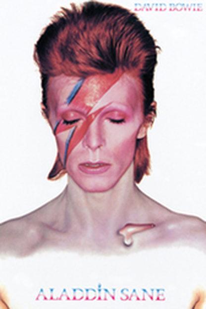 U710 - Unknown - David Bowie - Aladdin Sane