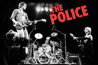 U713 - Unknown - The Police - Live