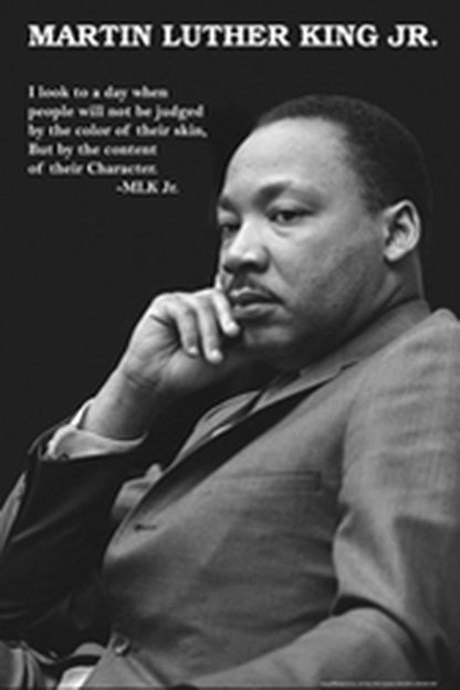U719 - Unknown - Martin Luther King Jr.