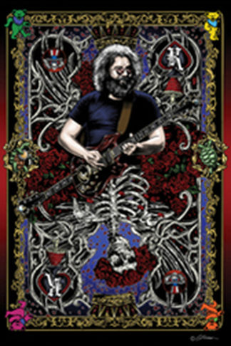 U723 - Unknown - Jerry Garcia / Card