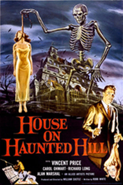 U726 - Unknown - House on Haunted Hill