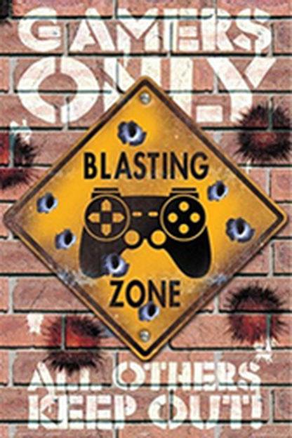 U727 - Unknown - Blasting Zone