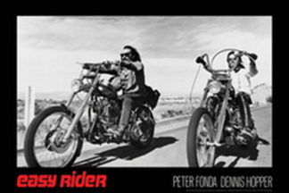 U729 - Unknown - Easy Rider / Classic Black and White