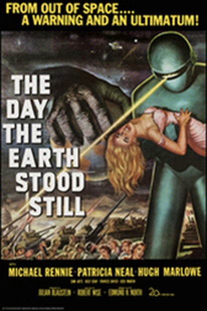 U731 - Unknown - The Day The Earth Stood Still