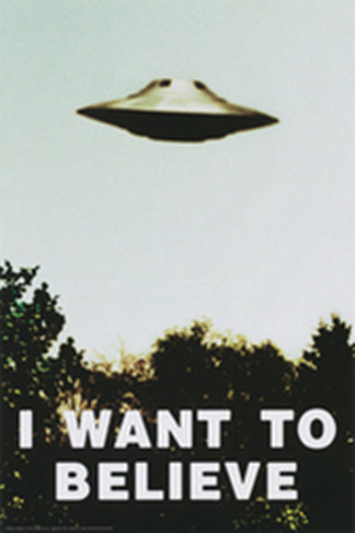 U734 - Unknown - I Want to Believe