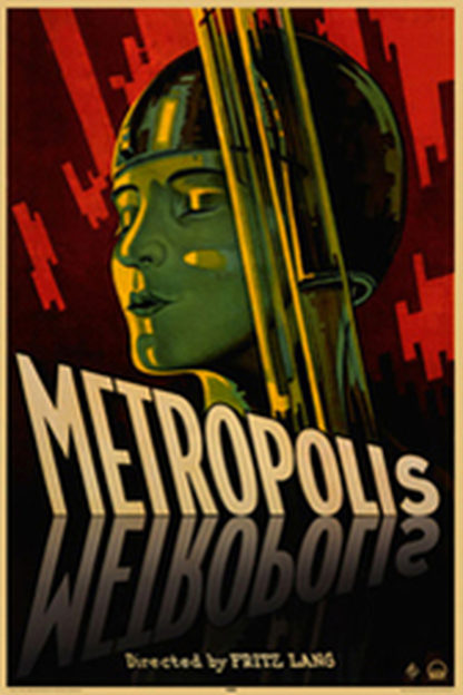 U735 - Unknown - Metropolis