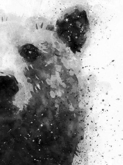 W1097D - Wong, Brandon - Bear At Attention