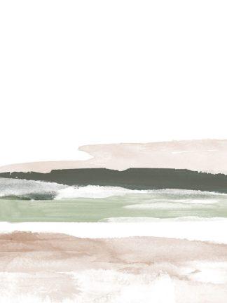 W1107D - Wong, Brandon - Pink Blush Landscape No. 2