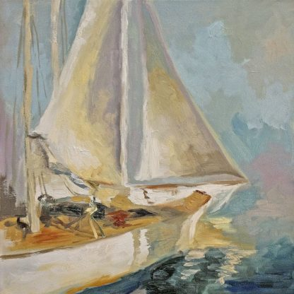 C1288D - Cormany, Claire - Setting Sail