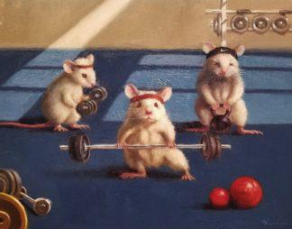 H1658D - Heffernan, Lucia - Gym Rats