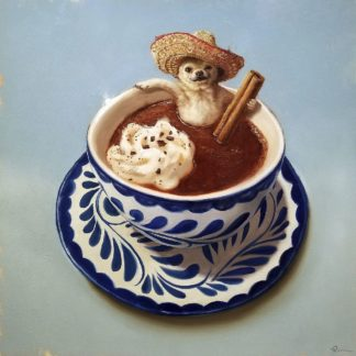 H1668D - Heffernan, Lucia - Mexican Hot Chocolate