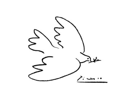 P1194D - Picasso, Pablo - Dove of Peace