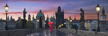 S1874D - Sie, Lee - Dawn at Charles Bridge