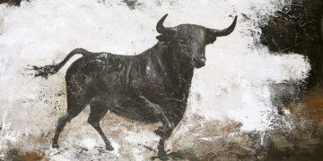 MF952-0680 - Design Fabrikken - Black Bull