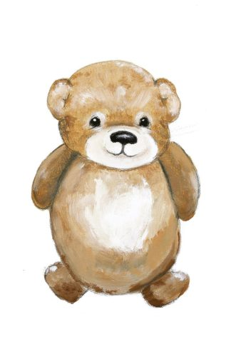 MF952-0681 - Design Fabrikken - Little Bear