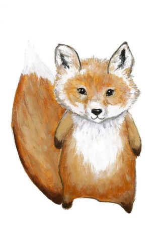 MF952-0682 - Design Fabrikken - Little Fox