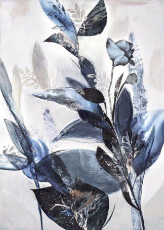 MF969-1528 - Design Fabrikken - Blue Leaves