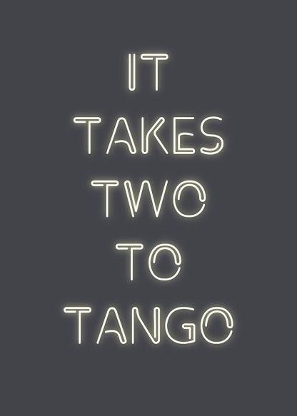 MF969-1630 - Design Fabrikken - Two to Tango